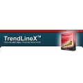 TrendLineX Trade Signal - automatically identified trend lines with Multifractal Volatility